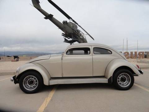 1962 Volkswagen Beetle for sale at Pikes Peak Motor Co in Penrose CO