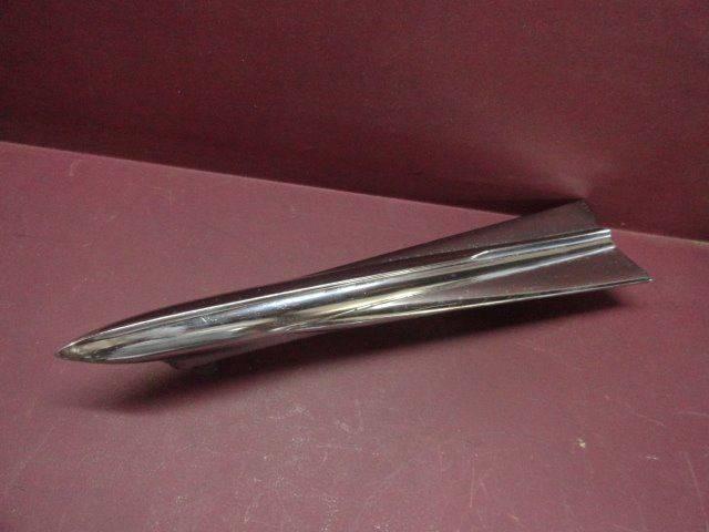 1950 Chevrolet Rocket Hood Ornament (Loc. A01-B03)  - Penrose CO