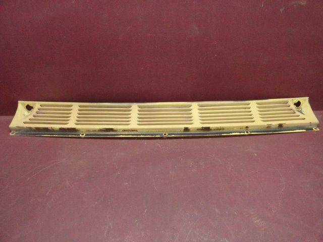 1955 - 1959 Chevrolet Pickup Cowl Vent Screen Cover (A01-D05)  - Penrose CO
