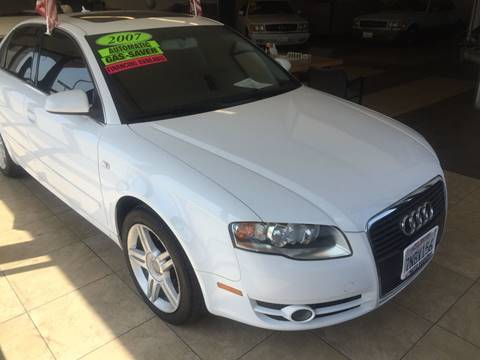 2007 Audi A4 for sale at Oxnard Auto Brokers in Oxnard CA