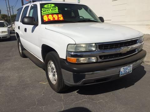 2004 Chevrolet Tahoe for sale in Oxnard, CA