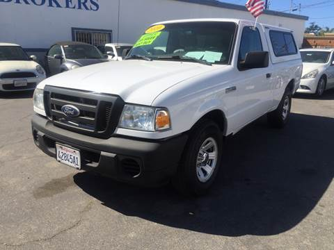 2010 Ford Ranger for sale at Oxnard Auto Brokers in Oxnard CA