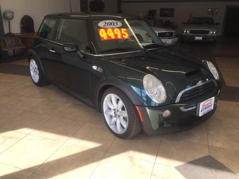 2003 MINI Cooper for sale at Oxnard Auto Brokers in Oxnard CA
