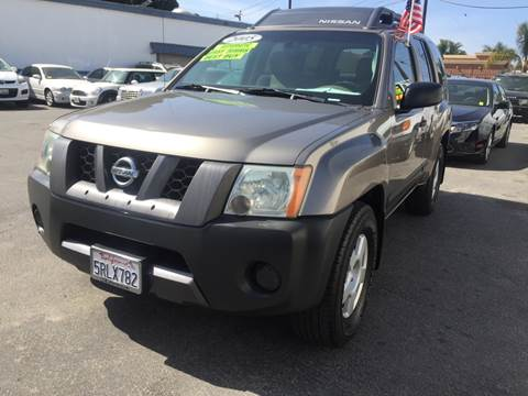 2005 Nissan Xterra for sale at Oxnard Auto Brokers in Oxnard CA