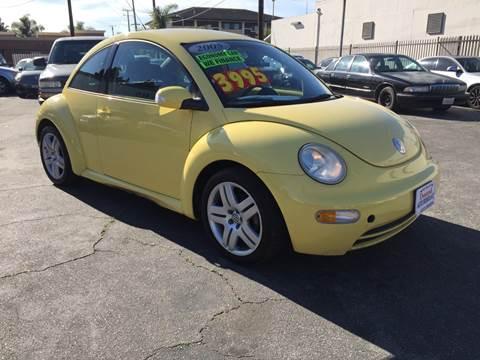 2005 Volkswagen New Beetle for sale at Oxnard Auto Brokers in Oxnard CA