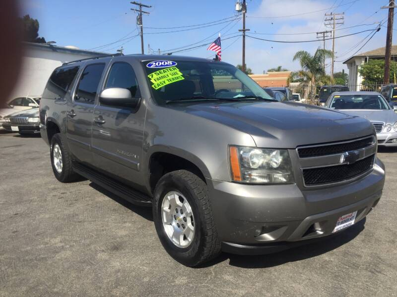 2008 Chevrolet Suburban for sale at Oxnard Auto Brokers in Oxnard CA