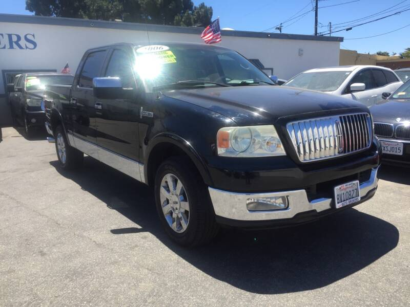 2006 Lincoln Mark LT for sale at Oxnard Auto Brokers in Oxnard CA