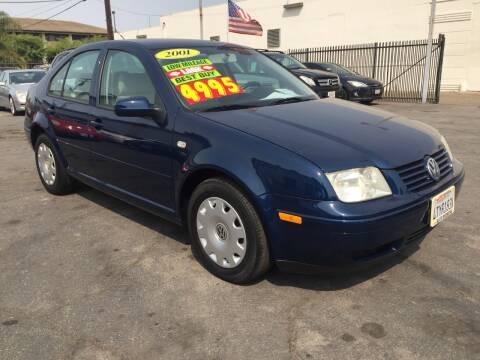 2001 Volkswagen Jetta for sale at Oxnard Auto Brokers in Oxnard CA