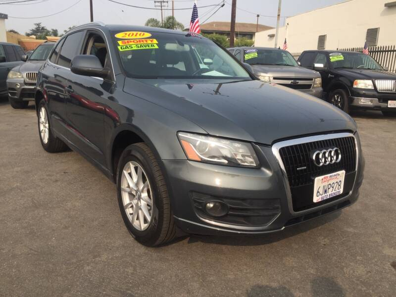 2010 Audi Q5 for sale at Oxnard Auto Brokers in Oxnard CA