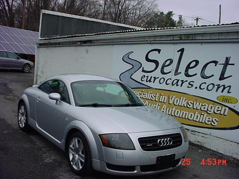 2004 Audi TT for sale in Waterloo, NY