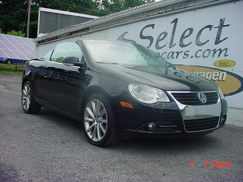2007 Volkswagen Eos for sale in Waterloo, NY