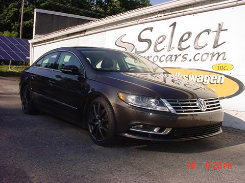 2013 Volkswagen CC for sale in Waterloo, NY