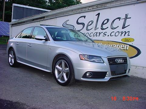 2012 Audi A4 for sale in Waterloo, NY
