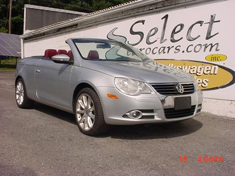 2010 Volkswagen Eos for sale in Waterloo, NY