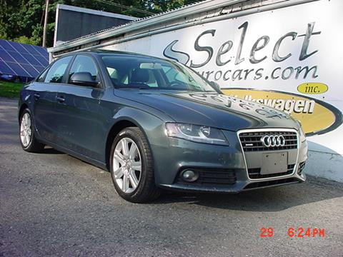2009 Audi A4 for sale in Waterloo NY