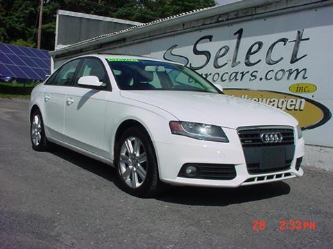 2011 Audi A4 for sale in Waterloo, NY