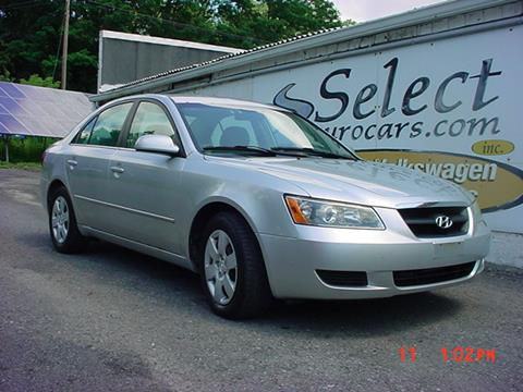 2007 Hyundai Sonata for sale in Waterloo, NY