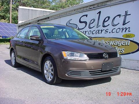 2012 Volkswagen Jetta for sale in Waterloo NY