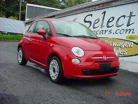2012 FIAT 500 for sale in Waterloo NY
