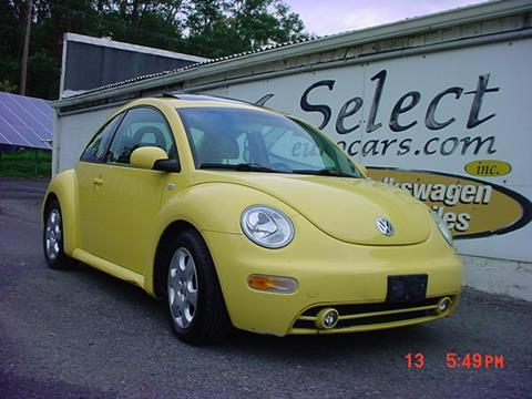 2002 Volkswagen New Beetle for sale in Waterloo NY