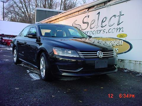2013 Volkswagen Passat for sale in Waterloo, NY