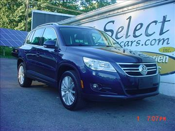 2011 Volkswagen Tiguan for sale in Waterloo, NY