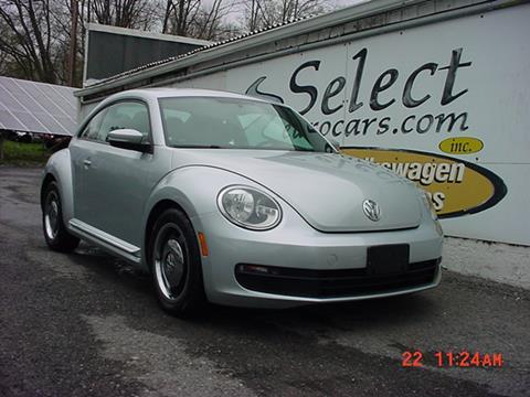 2012 Volkswagen Beetle for sale in Waterloo, NY