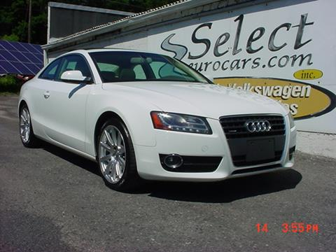 2011 Audi A5 for sale in Waterloo NY