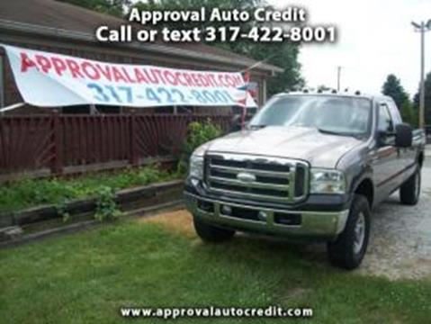 2005 Ford F-250 Super Duty for sale in Martinsville IN