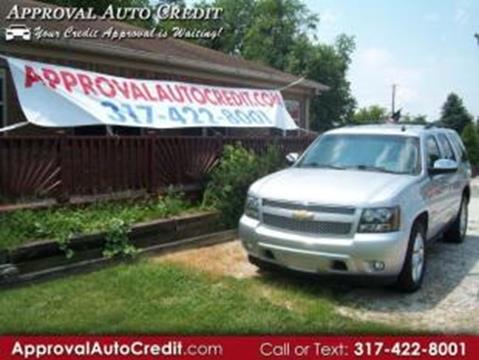 2013 Chevrolet Tahoe for sale in Martinsville, IN