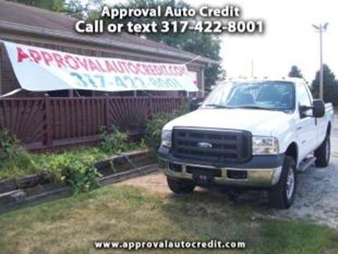 2007 Ford F-350 Super Duty for sale in Martinsville IN