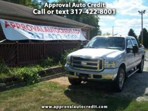 2007 Ford F-250 Super Duty for sale in Martinsville IN