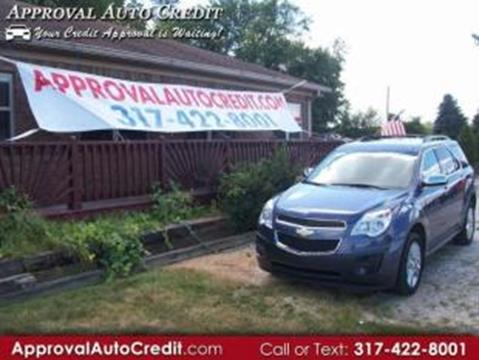 2014 Chevrolet Equinox for sale in Martinsville IN