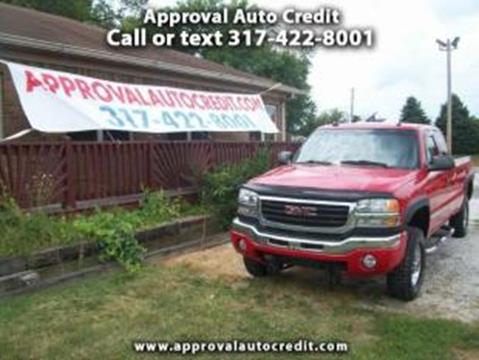 2003 GMC Sierra 2500HD for sale in Martinsville IN