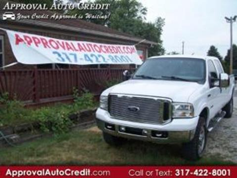 2006 Ford F-350 Super Duty for sale in Martinsville, IN