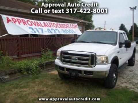 2006 Ford F-250 Super Duty for sale in Martinsville, IN
