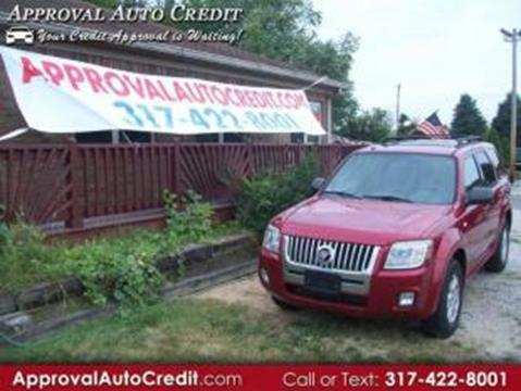 2008 Mercury Mariner for sale in Martinsville IN