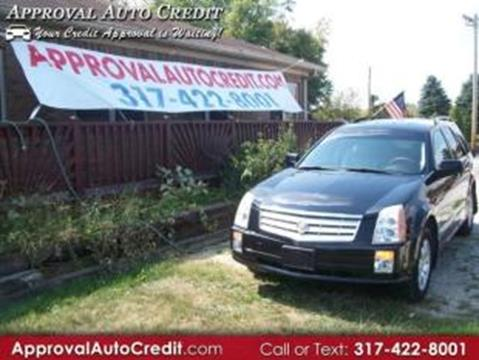 2007 Cadillac SRX for sale in Martinsville IN