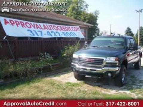2004 GMC Sierra 2500HD for sale in Martinsville, IN