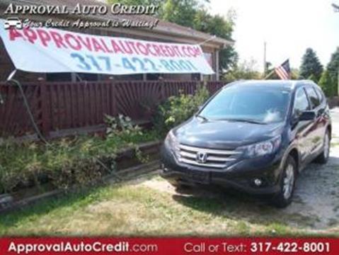 2014 Honda CR-V for sale in Martinsville IN