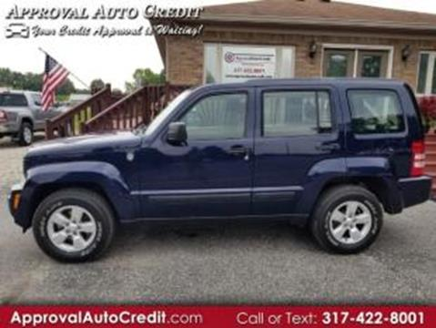 2012 Jeep Liberty for sale in Martinsville, IN