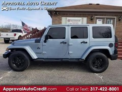 2012 Jeep Wrangler Unlimited for sale in Martinsville, IN