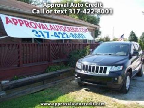 2012 Jeep Grand Cherokee for sale in Martinsville IN