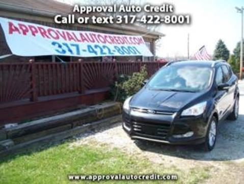 2015 Ford Escape for sale in Martinsville, IN