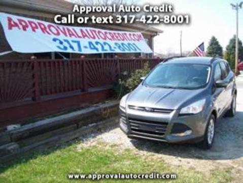 2014 Ford Escape for sale in Martinsville IN