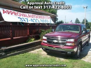 2006 Chevrolet Silverado 1500 for sale in Martinsville, IN
