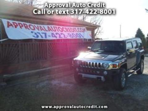 2008 HUMMER H3 for sale in Martinsville IN