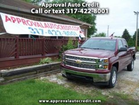 2014 Chevrolet Silverado 1500 for sale in Martinsville IN
