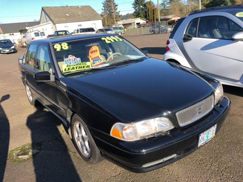1998 Volvo S70 for sale at Freeborn Motors in Lafayette, OR