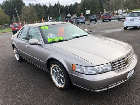 1998 Cadillac Seville for sale at Freeborn Motors in Lafayette, OR